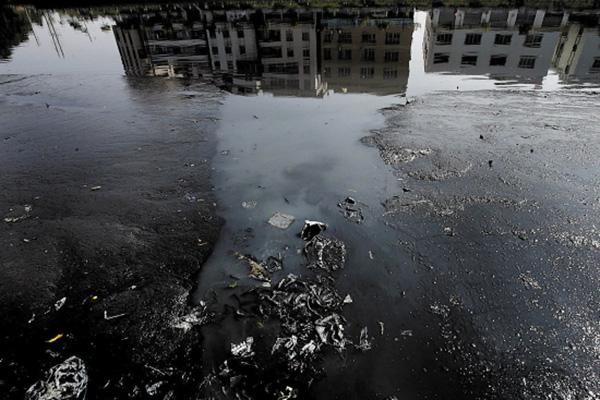 广州欲建国内一流排水体系,拟2020年底全面消除黑臭水体