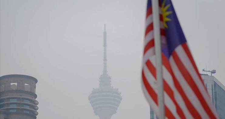 马来西亚烟霾